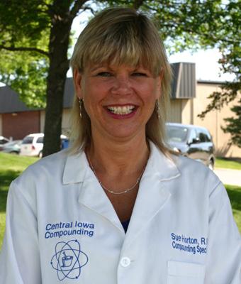 Sue Horton, RPH